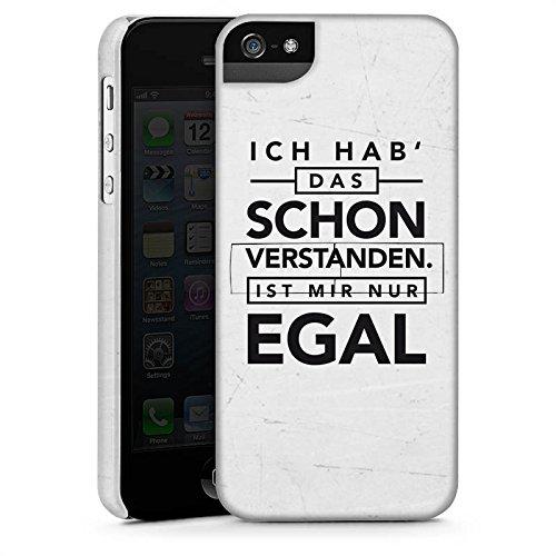 Apple iPhone 7 Hülle Case Handyhülle Sprüche Statement Spruch Premium Case StandUp