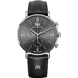 Maurice Lacroix Eliros EL1088-SS001-811-1 Mens Chronograph Big Date