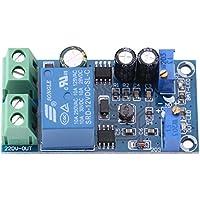 12-48V Módulo de Controlador de Carga Automática de Batería con Excesiva Placa de Protección(36V)