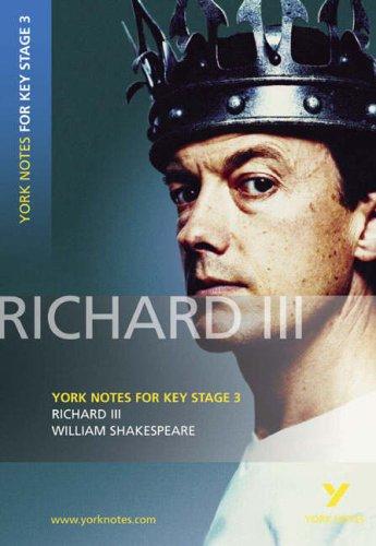 York Notes for KS3 Shakespeare: Richard III