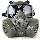 Myonly M50 Airsoft Maschera Intera Cranio CS Maschera dal Vivo All'aperto CS Mascherina della Sfera Prop