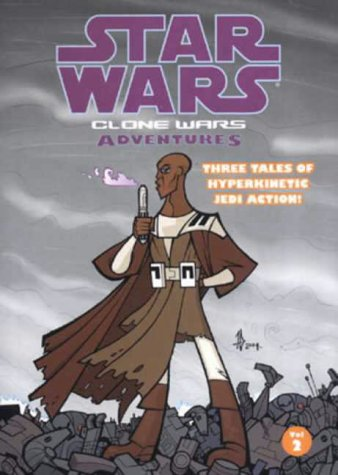 Star Wars - Clone Wars Adventures: v. 2 (Paperback)