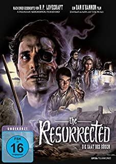 The Resurrected - Die Saat des Bösen - Ungekürzt
