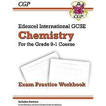 New Grade 9-1 Edexcel International GCSE Chemistry: Exam Practice Workbook (includes Answers) (CGP IGCSE 9-1 Revision) (English Edition)