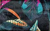 Generico Tessuto Stoffa in Velluto Adatto per la tappezzeria di sedie,divani,poltrone.Realizzazione di Tende e Hobby creativi.H140 .Disponibile al Metro (Multicolor)
