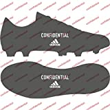adidas Nemeziz 19.3 LL FG, Bota de fútbol, Core Black-Gold Metallic-Utility Black, Talla 7 UK (40 2/3 EU)