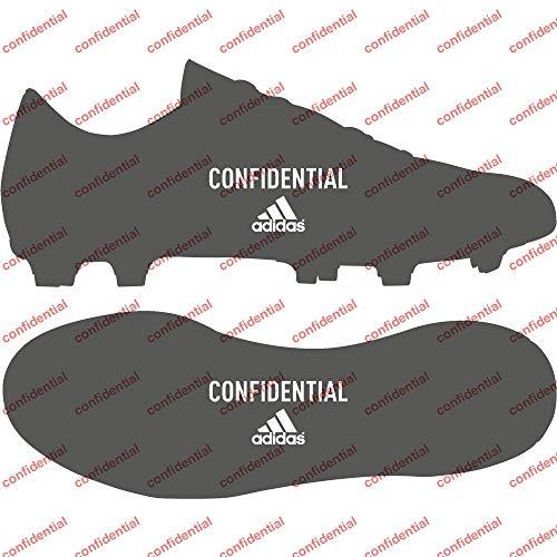 adidas Nemeziz 19.3 LL FG, Bota de fútbol, Core Black-Gold Metallic-Utility Black, Talla 8.5 UK (42 2/3 EU)
