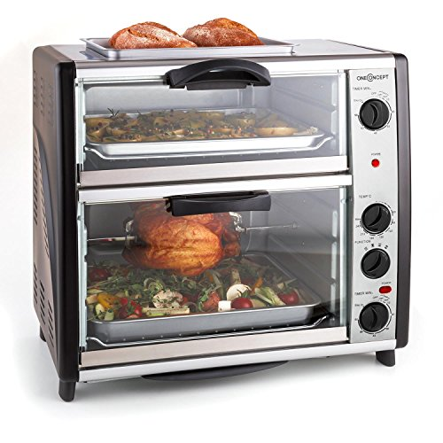 oneconcept-all-you-can-eat-horno-doble-con-parrilla-2400w-capacidad-42-litros-parrilla-en-la-parte-s