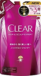 Clear For Ladies Shampoo Pomp 300g - Refill