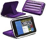 Navitech Lilianes 7 Zoll Neoprene Case Cover Tasche mit Stand und Stylus Pen für Huawei MediaPad X2 Tablet / Asus MeMO Pad 7 ME572C-1A018A / LG G Pad F 7.0 / Alcatel OneTouch Pixi 3