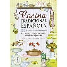 Cocina tradicional española (Sabor y tradición)