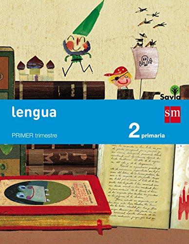 Lengua, 2 primaria, savia, pack de 4 libros