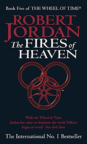 Cover of The Fires of Heaven (Wheel of Time 5)