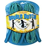POOF-Slinky - Hot Ropes Two Cute! Double Dutch Woven Jump Ropes with Plastic Handles, 14-Foot Length, 2-Pack, Assorted Colors, 0X0540 by Poof