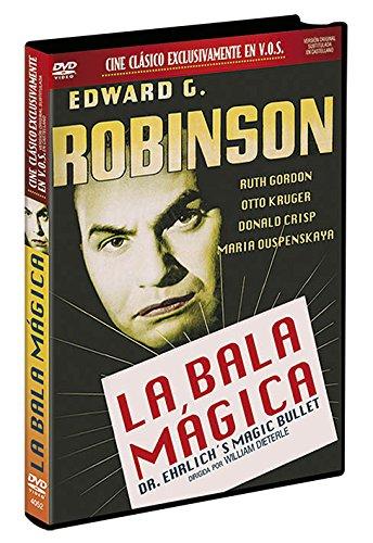 Preisvergleich Produktbild La Bala Mágica v.o.s. DVD 1940 Dr. Ehrlich's magic bullet