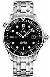 Omega Seamaster 41mm pour homme Cadran noir montre 212.30.41.20.01.003