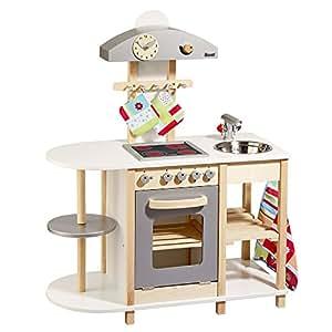howa cucina giocattolo deluxe in legno 4815 giochi e giocattoli. Black Bedroom Furniture Sets. Home Design Ideas