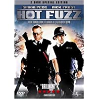 Hot Fuzz (2 Disc Special Edition) With Limited Edition Artcards