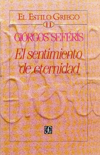 Estilo Griego tomo II por Giorgos Seferis