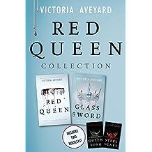 Red Queen Collection: Red Queen, Glass Sword, Queen Song, Steel Scars