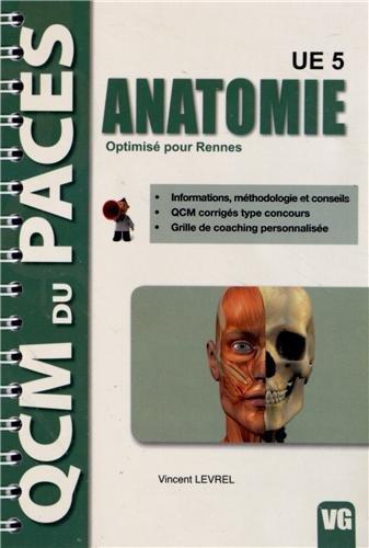Anatomie UE 5 : Optimisé pour Rennes