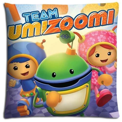 Auto Umizoomi Team (Aufkleber Jewelry 40,6cm 40m Auto Kissen Bezug Fällen Baumwolle–Polyester Maschinenwaschbar Custom Team Umizoomi)