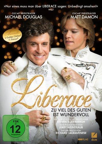 Bild von Liberace - Zu viel des Guten ist wundervoll