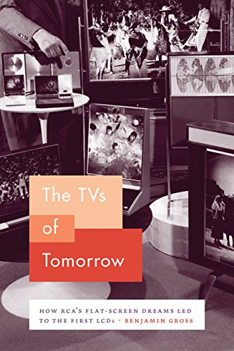 The TVs of Tomorrow: How Rca's Flat-Screen Dreams Led to the First LCDs (Synthesis) Video Flat Panel Tv