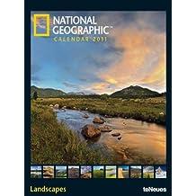 National Geographic Landscapes calendar 2011 (Poster Cal)