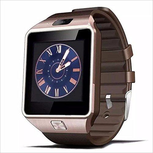 Grand DZ09 Smart Watch Bluetooth Anruf Watch Touch Screen Anruf,Gold