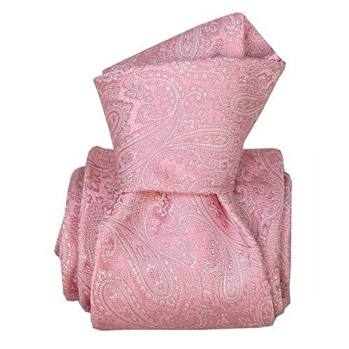 Segni et Disegni - Cravate Classique Segni Disegni, Denver Rose