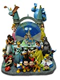 Snowglobe Palla di Neve Disney Mickey And Friends Stitch soffiatore Great