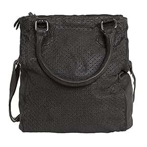 """Sac porté épaule pour femme effet de «toots another bag """"- couleur :  elephant"""