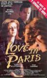 Love in paris [VHS]