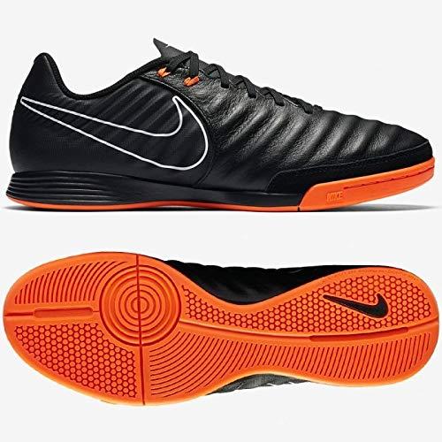 Nike Legendx 7 Academy IC, Scarpe da Fitness Uomo, Multicolore (Black/Total Orange-B 080), 45 EU