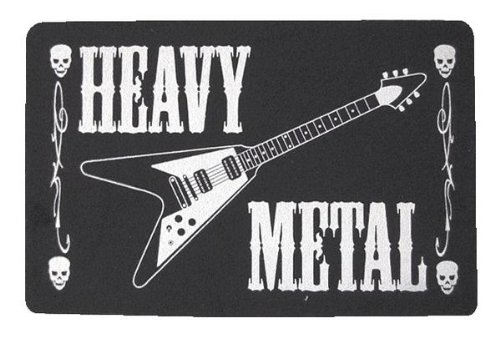 Unbekannt Heavy Metal–Felpudo