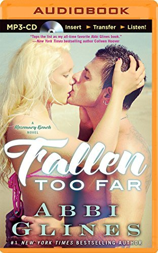 Portada del libro Fallen Too Far by Abbi Glines (2014-11-11)