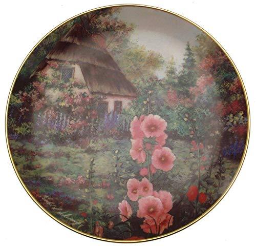 Franklin Cottage Teller Mint Malve Cottage Violett Schwenig-Heirloom collection CP1373 Franklin Teller