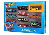 Hot Wheels 54886-0 - HWS- Set da 10, Assortiti