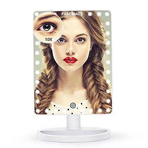 FASCINATE Grande Espejo Maquillaje con Luz