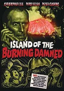 Island Of The Burning Damned Dvd 1971 Ntsc Amazon