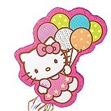 Hello Kitty Pull Pinata - mit Ziehbändchen