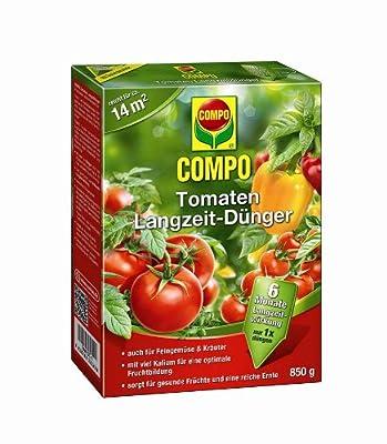 COMPO Tomaten, Langzeit-Dünger von TOM-GARTEN bei Du und dein Garten