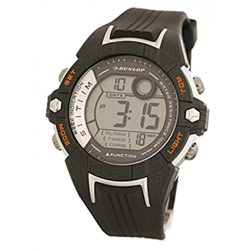 Dunlop-Dunlop digitale quartz watch