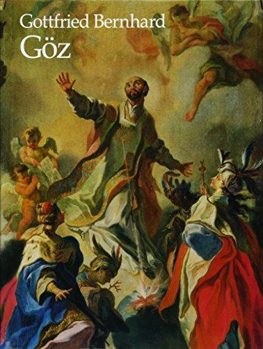 Gottfried Bernhard Göz 1708-1774, Ölgemälde und Zeichnungen, Tafelband