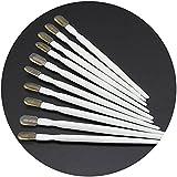 owfeel en plastique blanc Stylo Gelée Royale Apiculture équipement Lot de 10