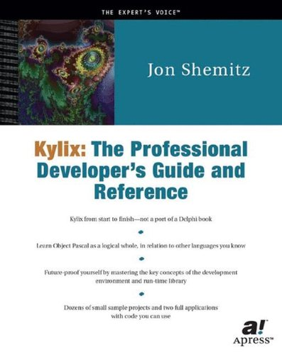 Kylix: The Professional Developer's Guide and Reference
