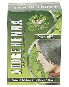 Adore Henna Pure Mehendi, 300 g