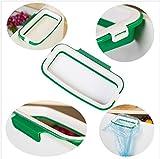 Insasta Kitchen Cupboard Trash Bag Holde...
