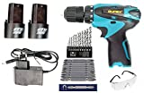 #1: High Quality Cordless Screw Driver Cum Drill Machine Multi Usable Combo